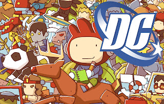 scribblenauts dc promo Rumor   New Scribblenauts Title To Feature DC Comics Characters