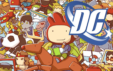 #7 Scribblenauts Wallpaper