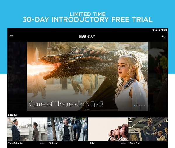 HBO NOW arrives on Android and Amazon Fire tablets