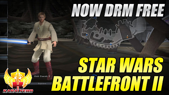 Star Wars Battlefront II, Get It DRM Free