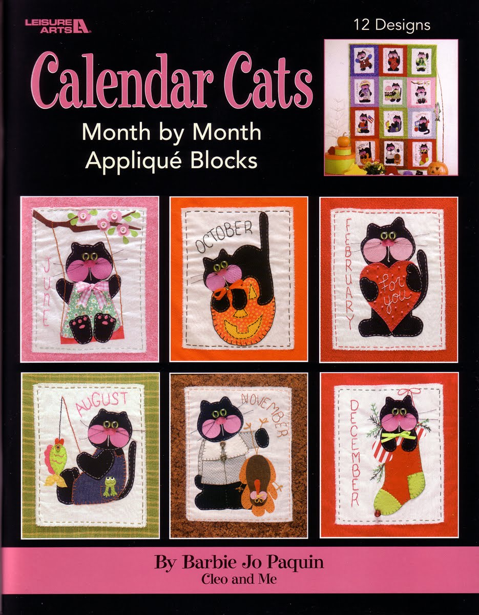 CALENDAR CATS