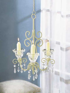 Small affordable chandelier.