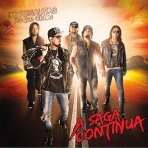 Detonautas%2BRoque%2BClube%2B %2BA%2BSaga%2BContinua Download CD Detonautas   A Saga Continua (2014)