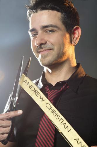 Designer Andrew Christian