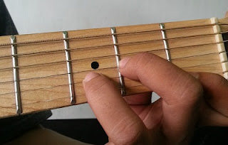 Contoh Open Chords