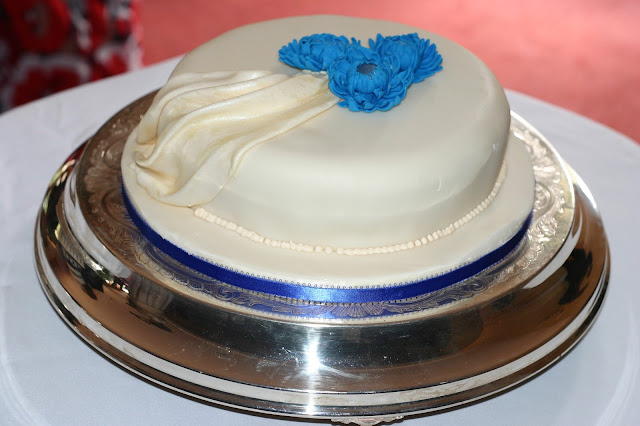 Traditional Bajan rum cake for my brother's wedding