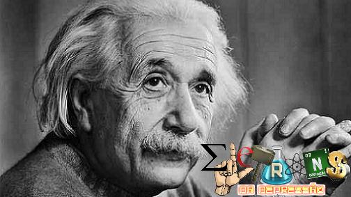 O segredo para se aprender ao máximo, por Albert Einstein