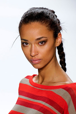 Fall/Winter 2011-2012 Hairstyle Trends-Carlos Miele