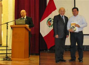 La SPR en el X Congreso Peruano de Tecnología Médica