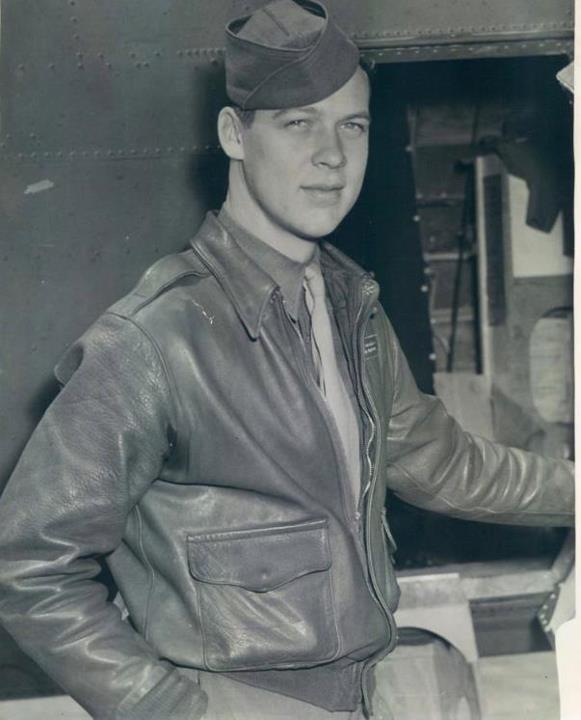 SAIC Rufus Youngblood (LBJ) circa WW II