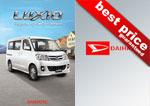 Harga Daihatsu Luxio Bandung