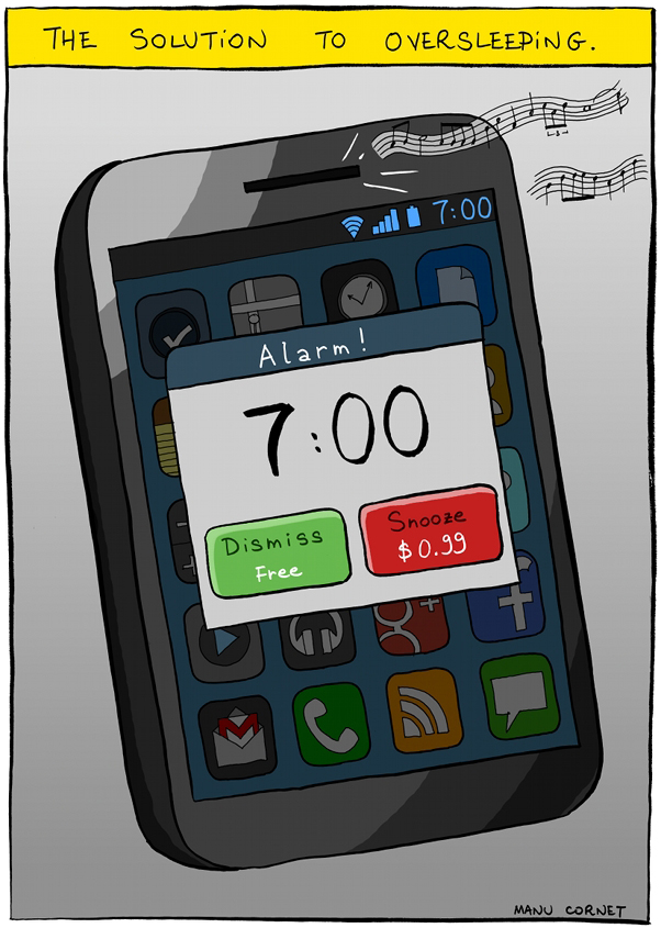The Best Solution For Oversleeping