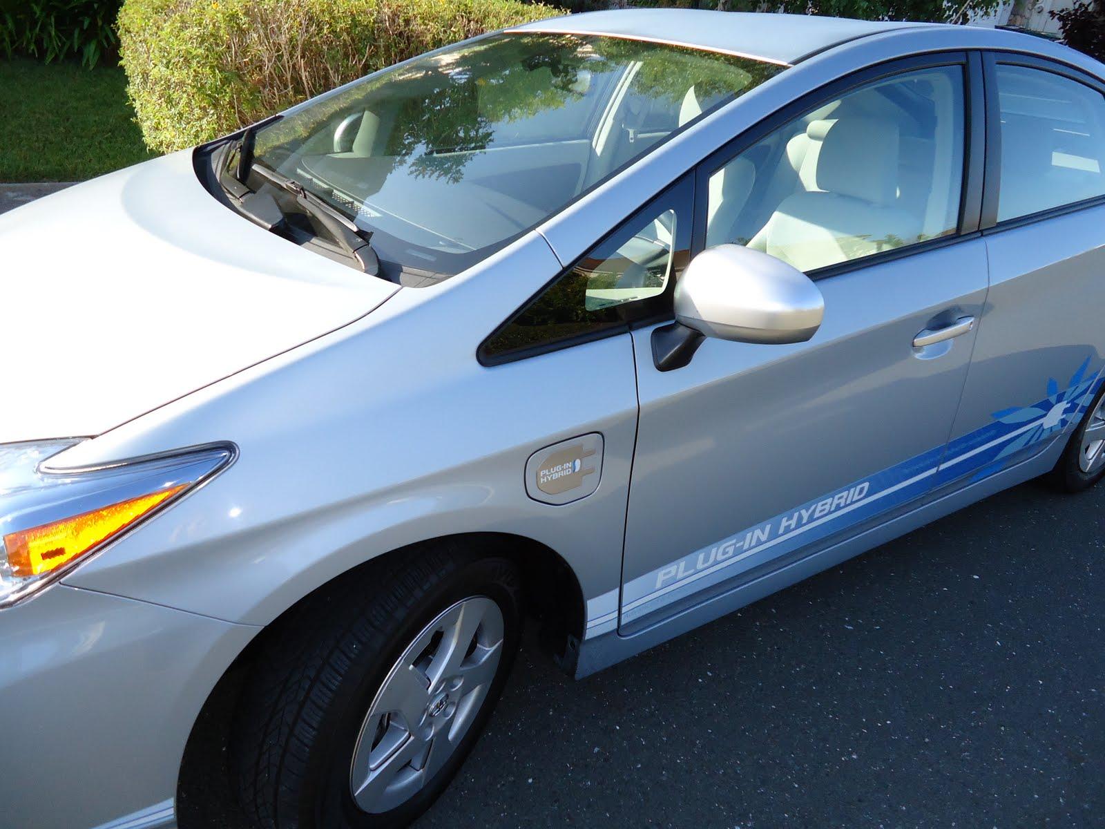 Smart Tech News Prius Plug In Hybrid Review