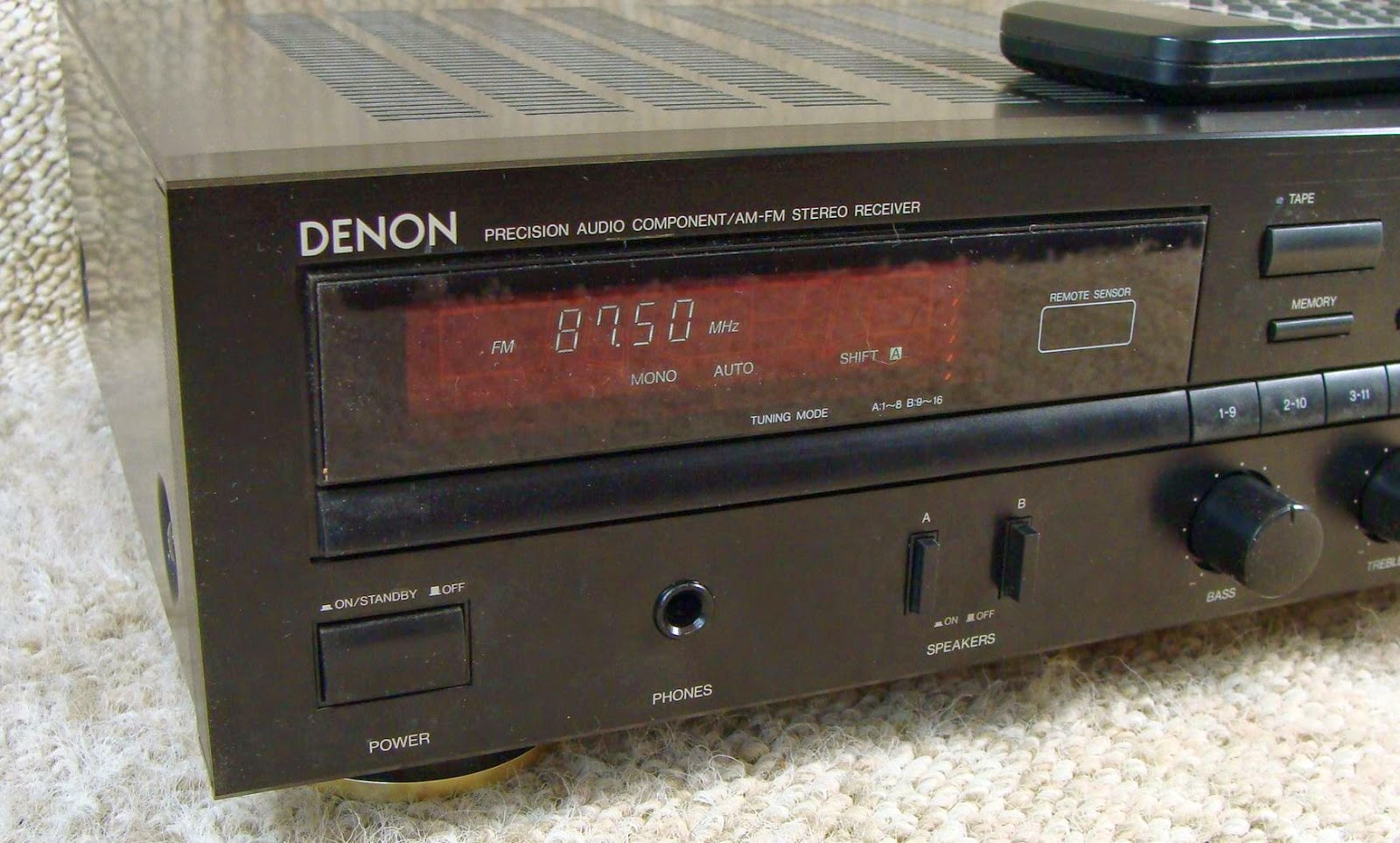 denon dra 325r stereo receiver audiobaza rh audiobaza blogspot com Online User Guide Clip Art User Guide