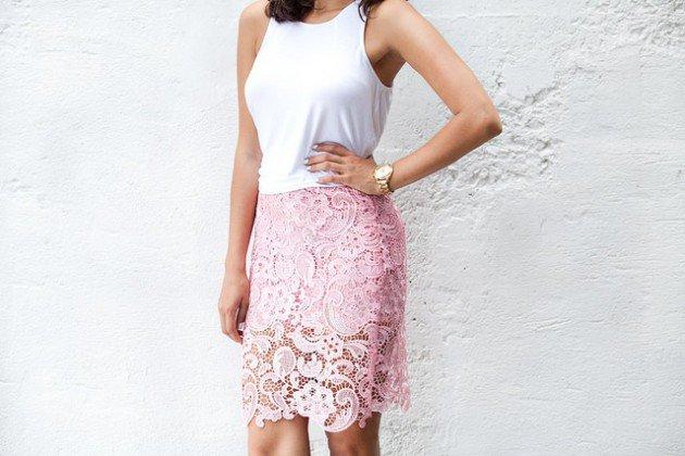 Lindas tendencias en la moda | Faldas con estilos