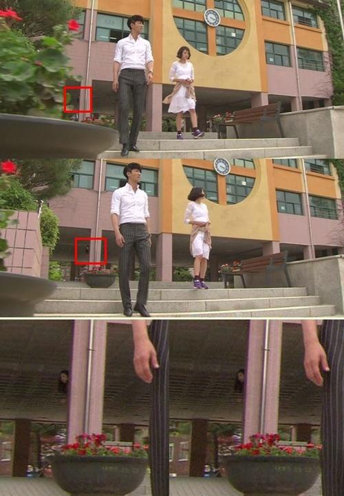 Sesosok hantu terlihat di serial drama populer Korea, The Greatest