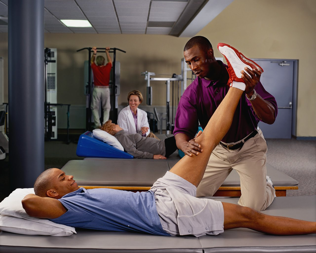 Physiotherapy: The Role Of A Physiotherapist In Sports Medicine