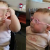 Cute Baby Girl Sees Mommy and Daddy For The First Time. This Will Melt Your Heart! IM CRYING