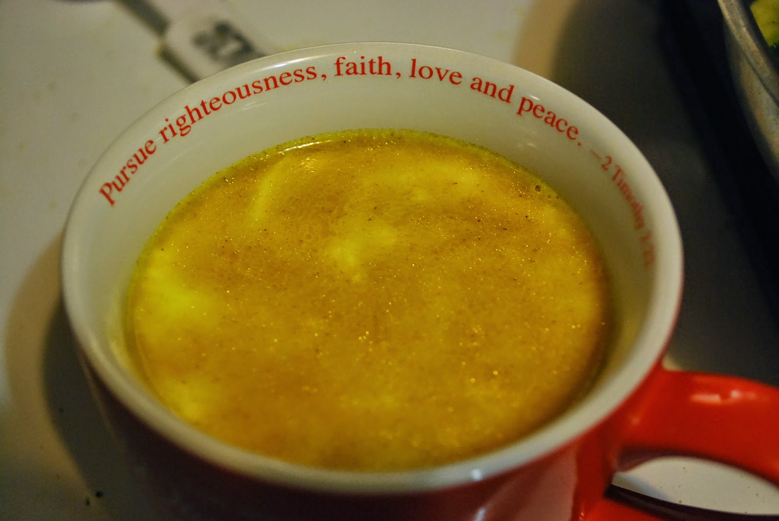 Tumeric Tea, Low Carb Trim Healthy Mama Friendly