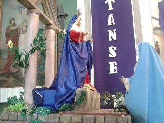 Tercer Domingo de Cuaresma, Procesión Infantil Divina Providencia
