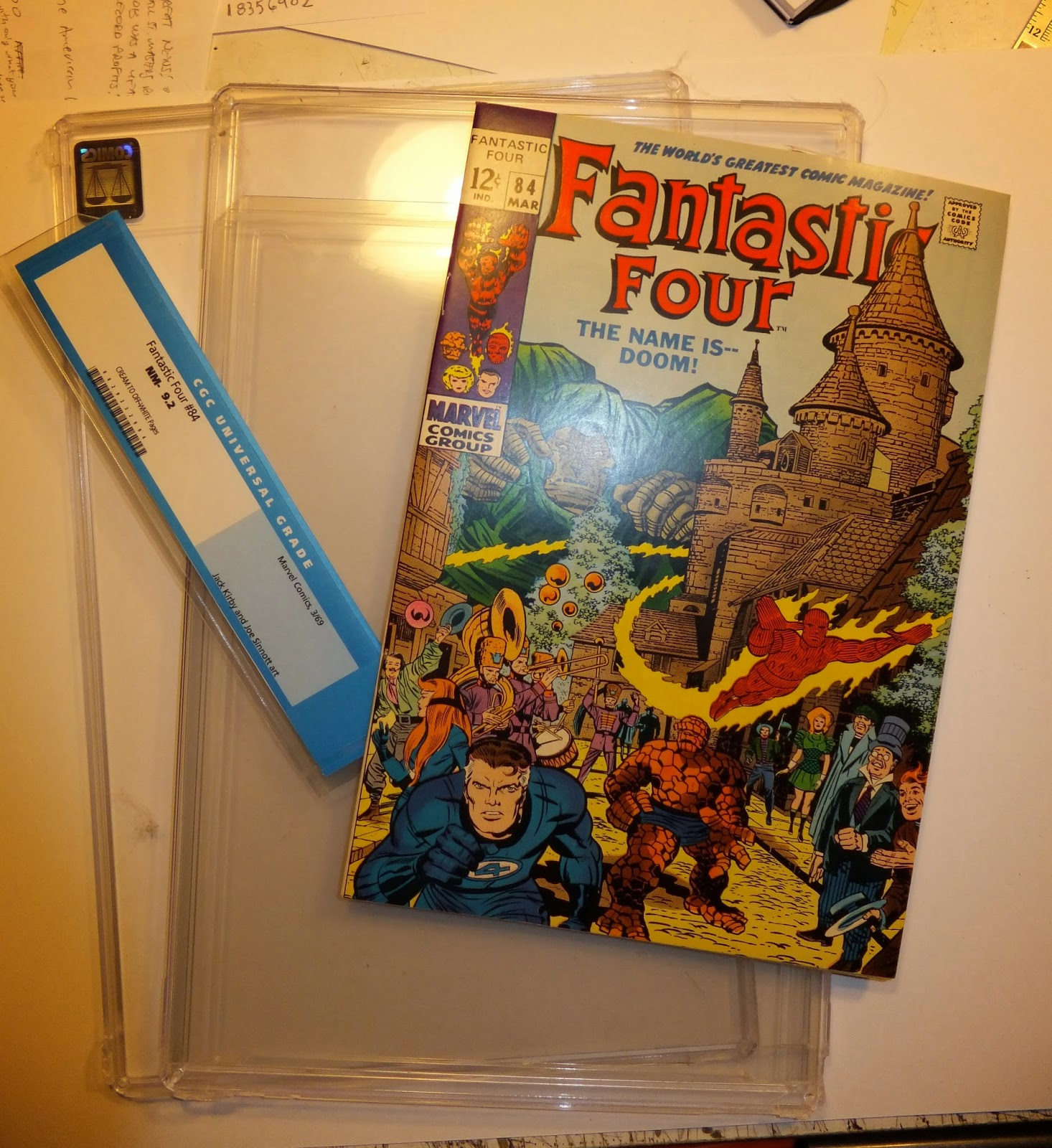 Derfcityblog my one man crusade against slabbing as a comix creator i consider it my moral duty to buy cgc books and then free them from their plastic coffins solutioingenieria Image collections