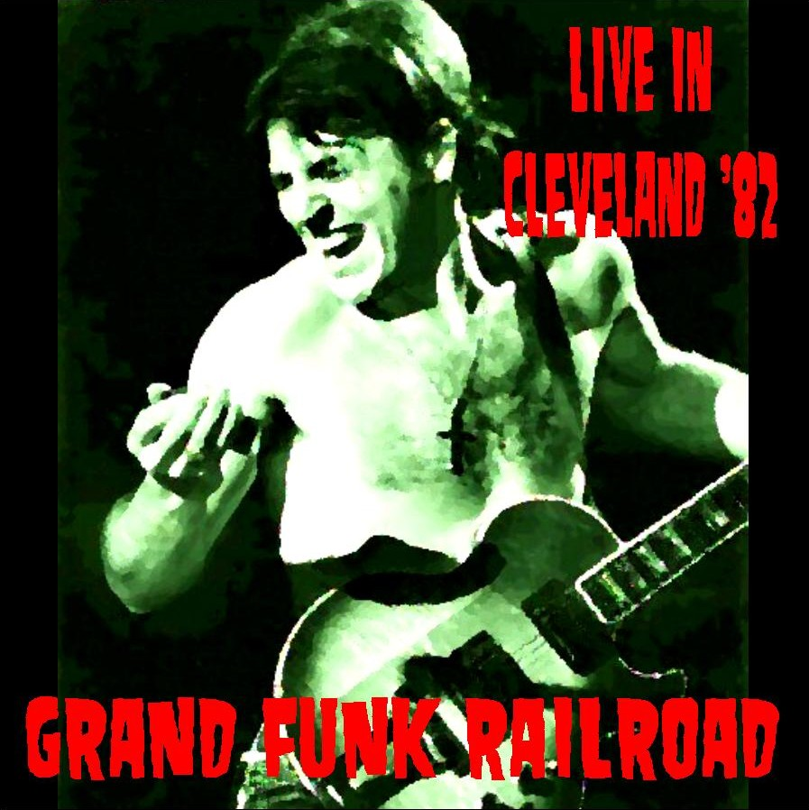 Grand Funk Closer To Home