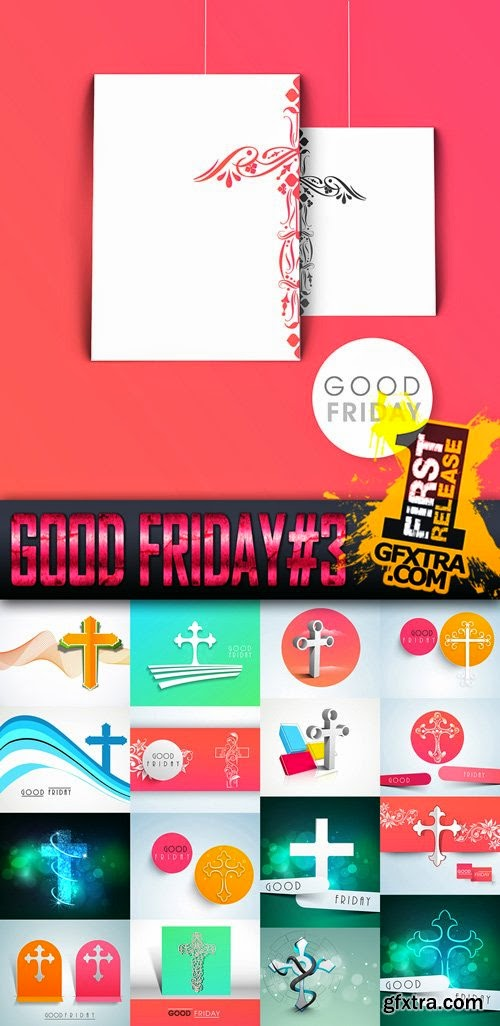 Good Friday Vector Collection 3