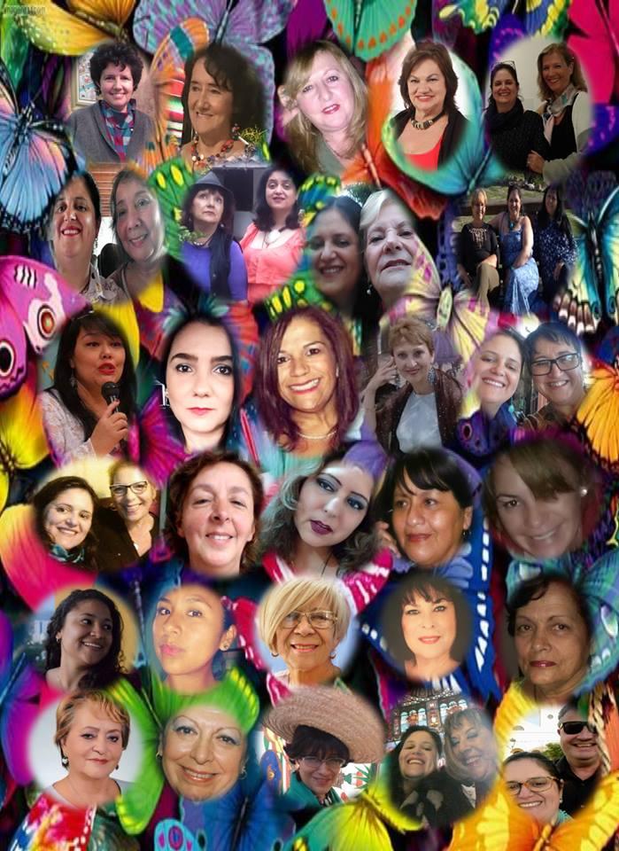 Mujeres por el mundo