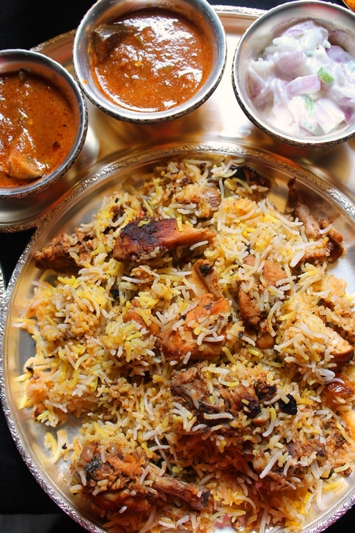 yummy tummy chicken dum biryani recipe restaurant style