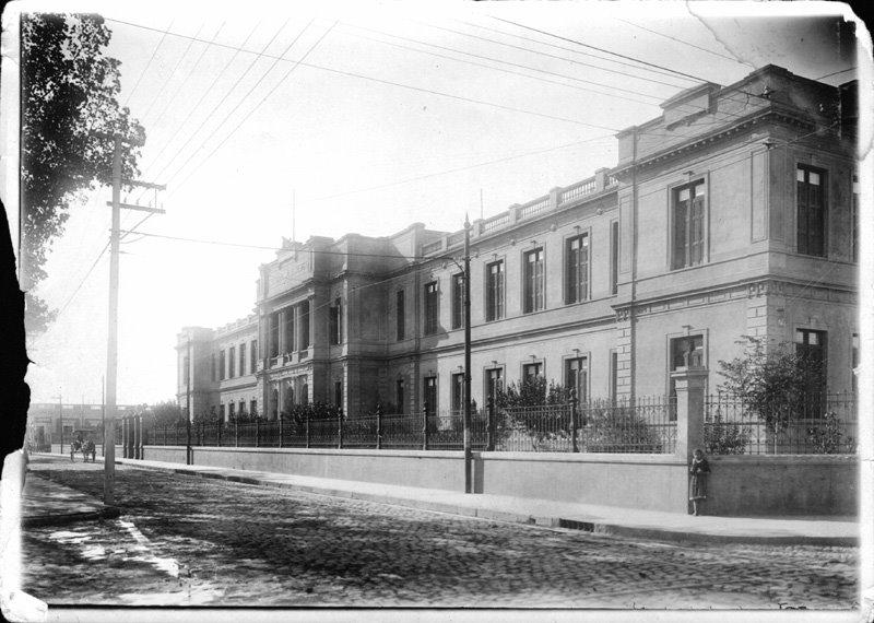 Escuela Normal Alejandro Carbó