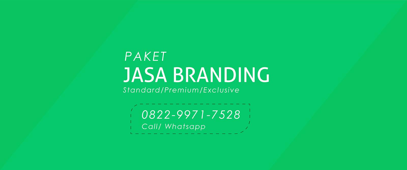 Anda Membutuhkan Paket Branding