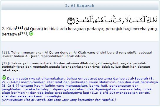 Allah Subhanahu wata'ala Menjamin Keaslian Al qur'an
