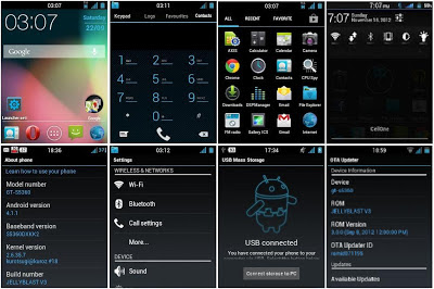 Custom Rom Jelly Blast V3 for Galaxy Young + Update - Aditya Blogs