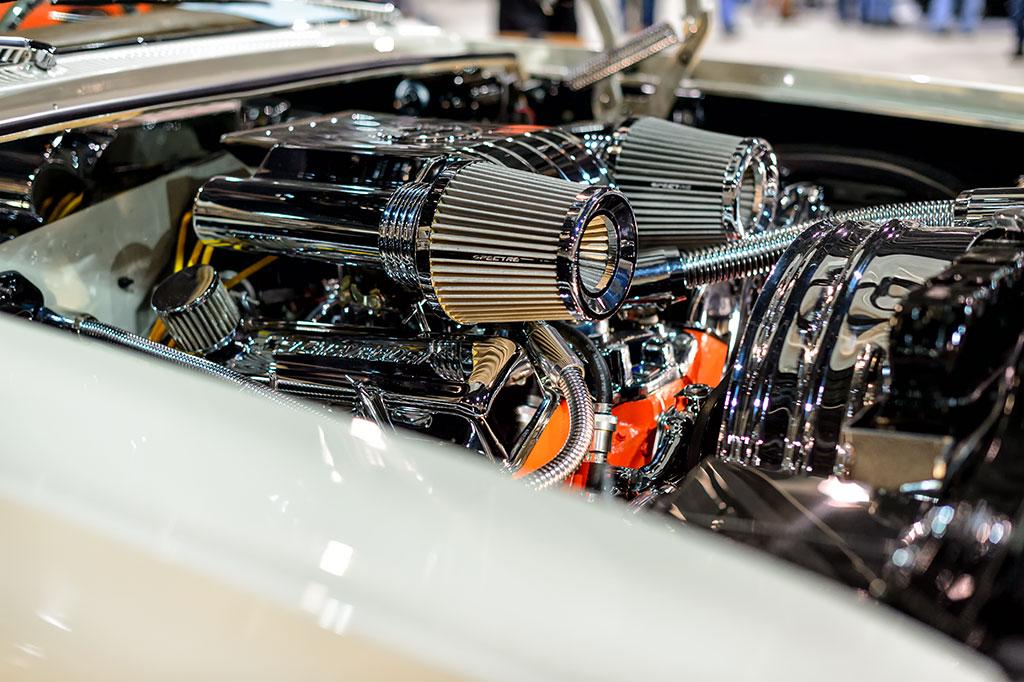 Michael Gardner's 1963 Chevy Impala