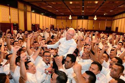 Gurindam Buat Pemuda UMNO KhairyKJ