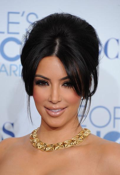 kim kardashian hair up styles. kim kardashian hair up styles.