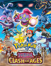 pelicula Pokémon the Movie 18: Hoopa and the Clash of Ages (2015)