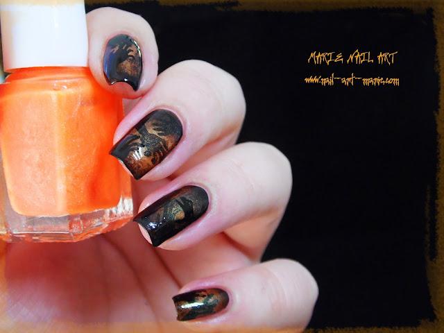 Nail Art Ombres Terrifiantes1