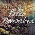 W listopadzie, w polu, w sadzie, cicho, szaro, mgliście...