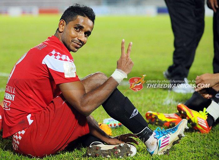 S Subramaniam Kelantan FA