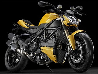 2012 DUCATI Streetfighter 848 Motorcycle wallpaper