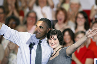 The Ignorant Fishermen Blog: Miss Sandra Fluke - The Left's Martyr ...