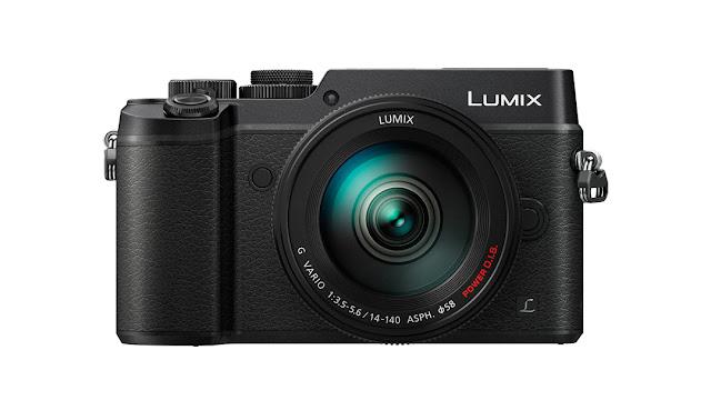 Fotografia della Panasonic Lumix DMC-GX8