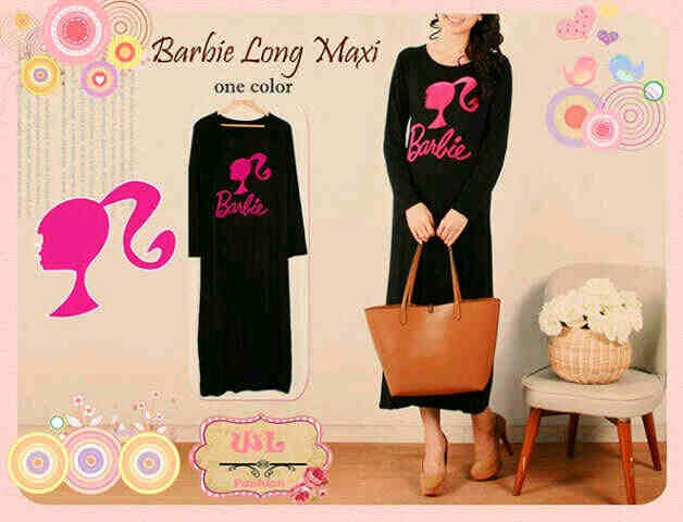 Barbie Long Maxi