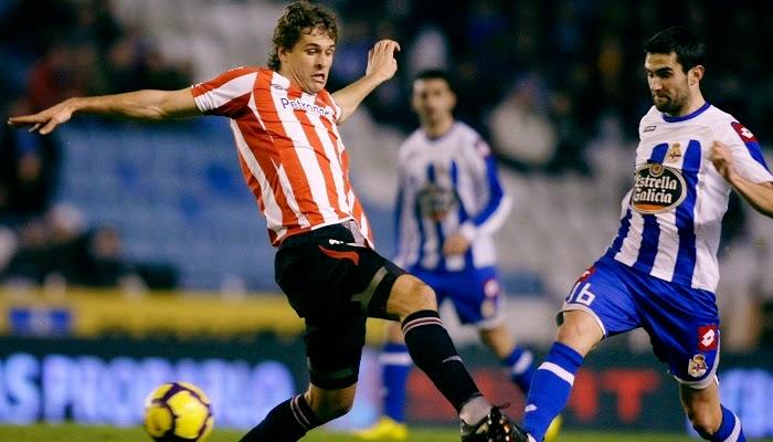 Deportivo La Coruña vs Athletic Club en vivo