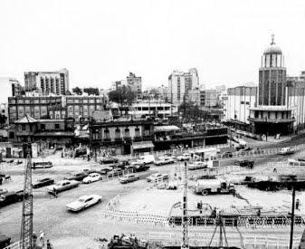el 4 de septiembre de 1969 fue inaugurado un tramo de la línea 1 ...