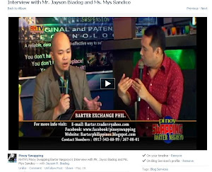 Pinoy Swapping Business Panel TV