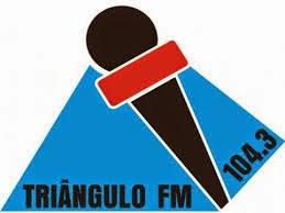 ouvir a Rádio Triângulo FM 104,3 Candelaria RS