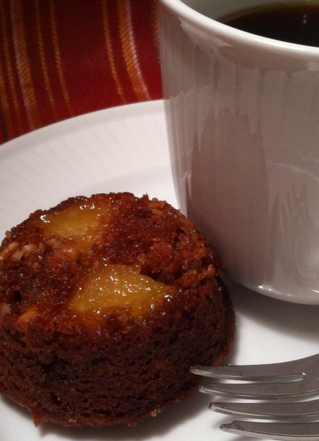 Eat • Write: Apple upside-down gingerbread cakes are a ...