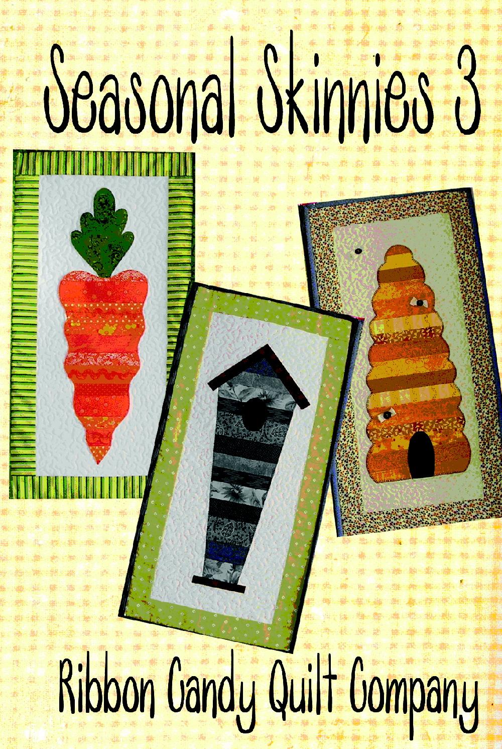 Seasonal Skinnies Quilt Patterns